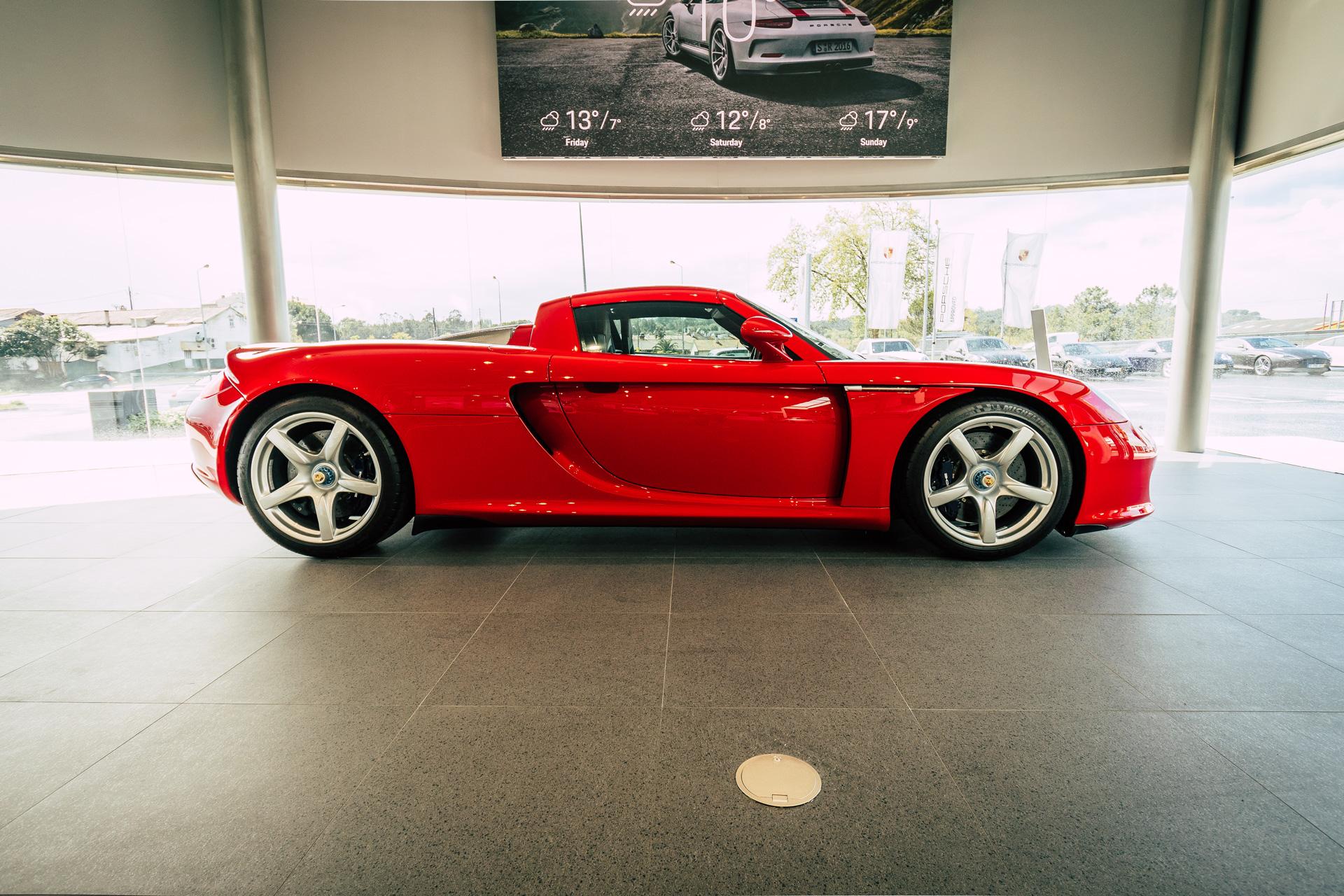 Carros raros – Centro Porsche Leiria